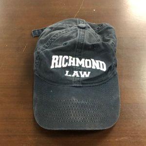 RVA Richmond Law Classic Legacy Strapback Hat